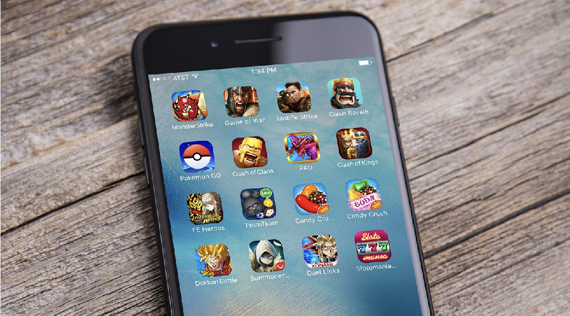 Game Apps Industry