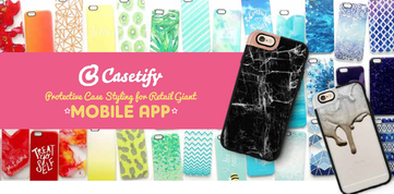 Casetify for Beautifully  yet Durable Mobile Cases