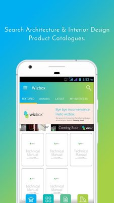 Wizbox-  Find Product Catalogues of All Brands & Services