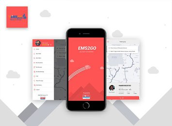 EMS2Go | Pick Up And Delivery Apps | A Solution to Streamline Kenyan Pickup and Delivery Service