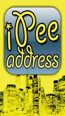 iPee Address - Restroom Finder